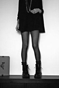 pożyczone z Pinterest: girlie grunge